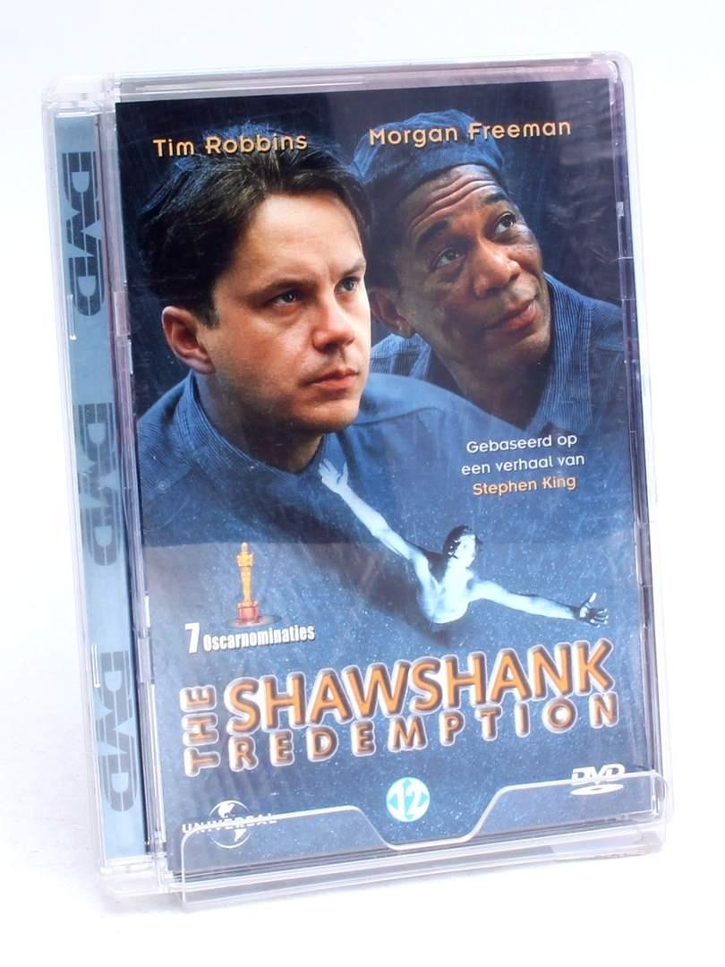 DVD Universal THE SHAWSHANK REDEMPTION