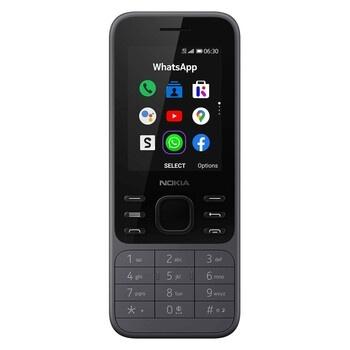 Mobilní telefon Nokia 6300 4G uhlová