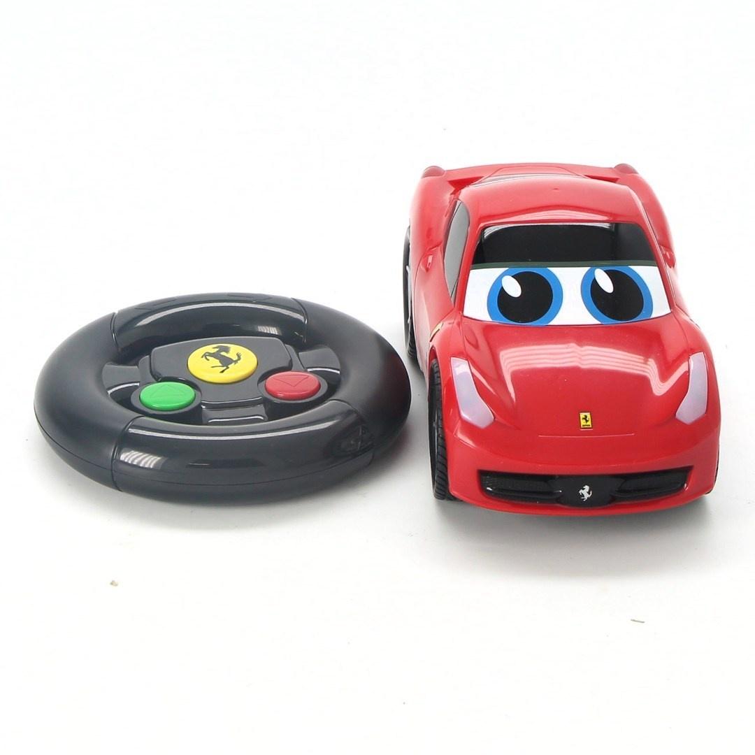 Autíčko BB Junior Play & Go Ferrari