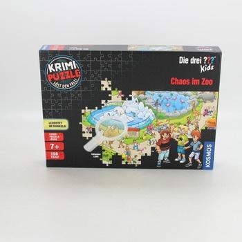 Krimi Puzzle 150 Kosmos 697990