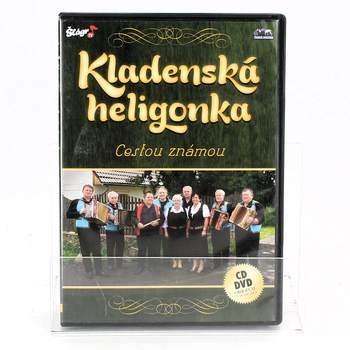 CD+DVD Cestou známou Kladenská heligonka
