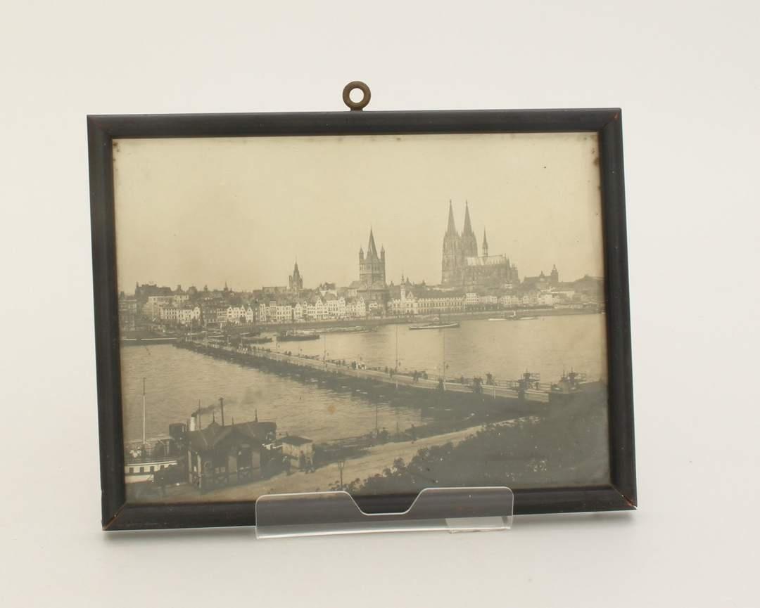 Obraz - historické foto Kolín nad Rýnem