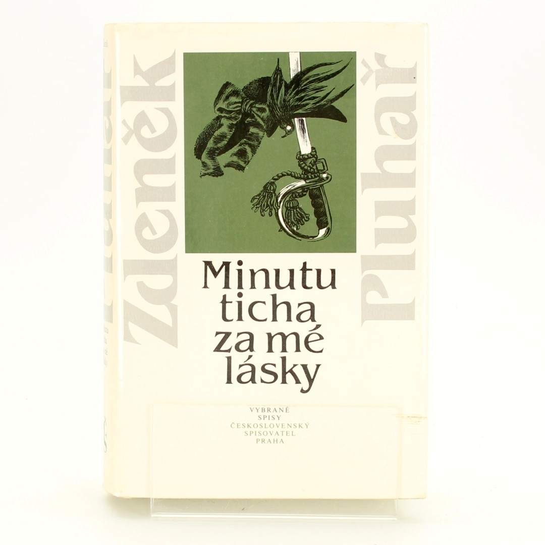 Minutu ticha za mé lásky Zdeněk Pluhař
