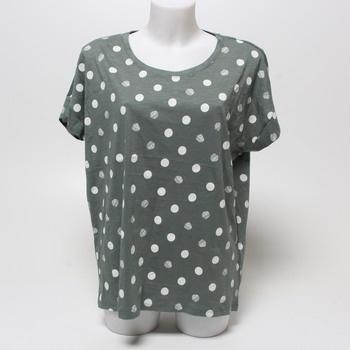 Dámské tričko Esprit s puntíky