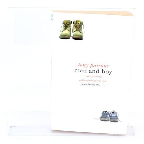 Kniha Man and boy Tony Parsons