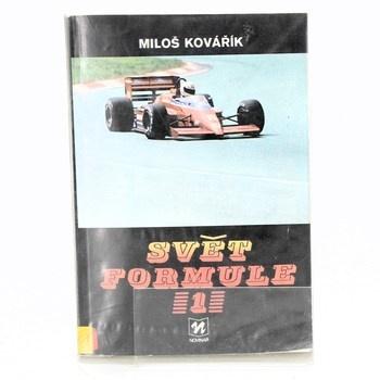 Příběh Svět formule 1 Miloš Kovářík