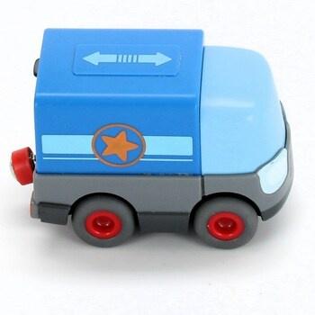 Nákladní auto HABA 304848 na baterie