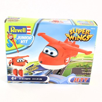Stavebnice Revell 00870 Super Wings 4