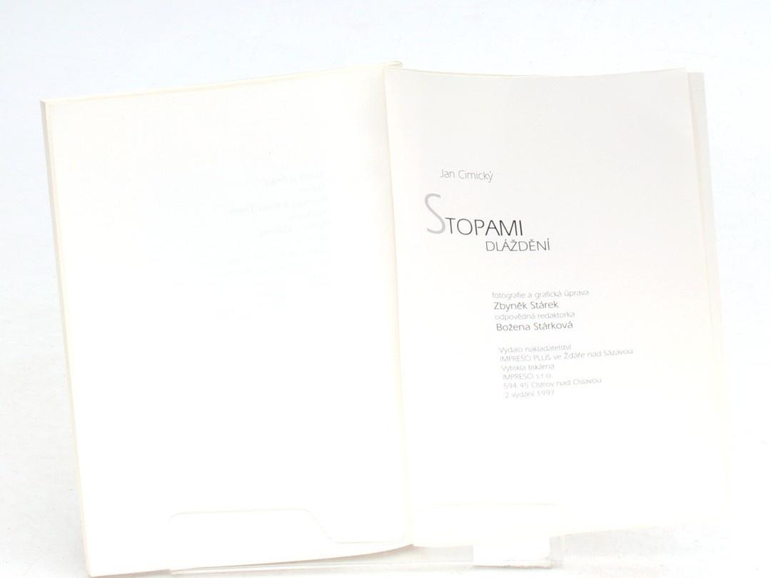 Kniha Jan Cimický: Stopami dláždění