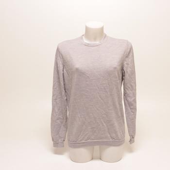 Pánský svetr Hugo Boss šedý