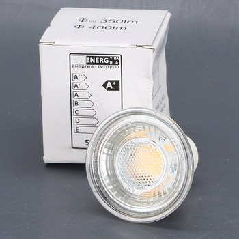 LED žárovka GU10 5 W 400 lm