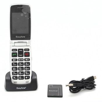 Mobil pro seniory Easyfone Prime A1