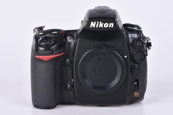 Digitální zrcadlovka Nikon D700