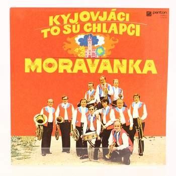 Moravanka: Kyjováci to sú chlapci