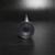 Záclonová kovová tyč iDesign 190 cm