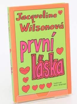 Kniha Jacqueline Wilson: První láska