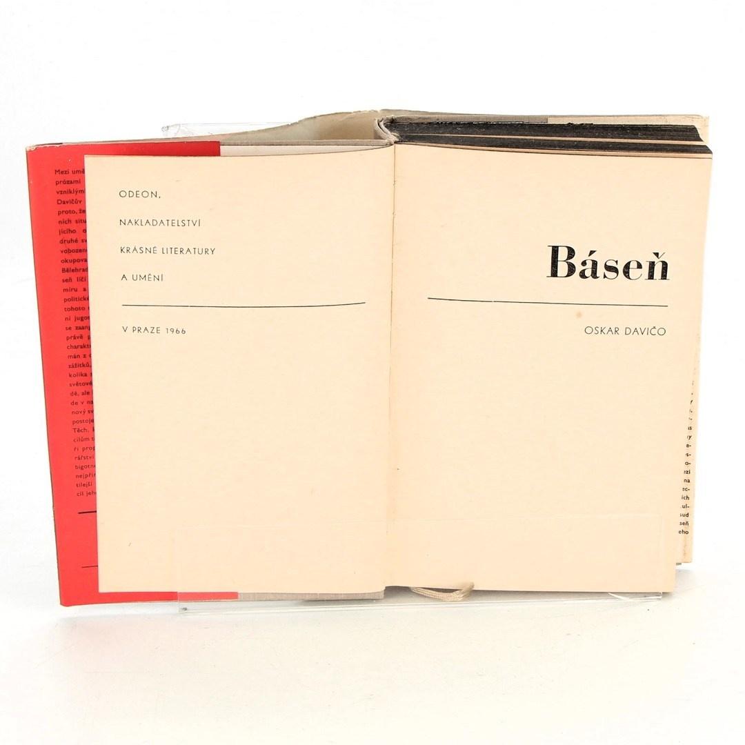 Kniha Oskar Davičo: Báseň