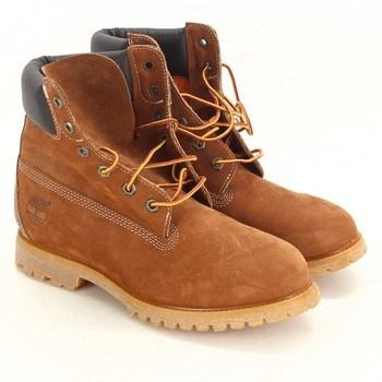 Dámské boty Timberland hnědé abfb51e561