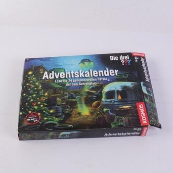 Adventní kalendář Kosmos Die Drei???