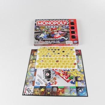 Desková hra Hasbro Gaming Monopoly Mariokart