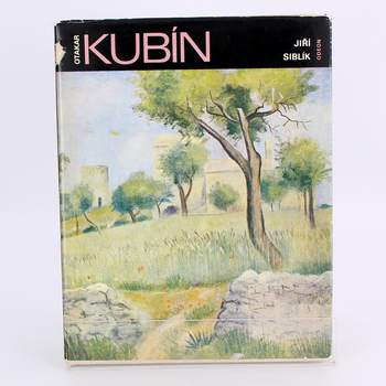 Kniha Odeon Otakar Kubín
