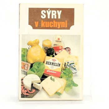 Oldřich Dufek: Sýry v kuchyni
