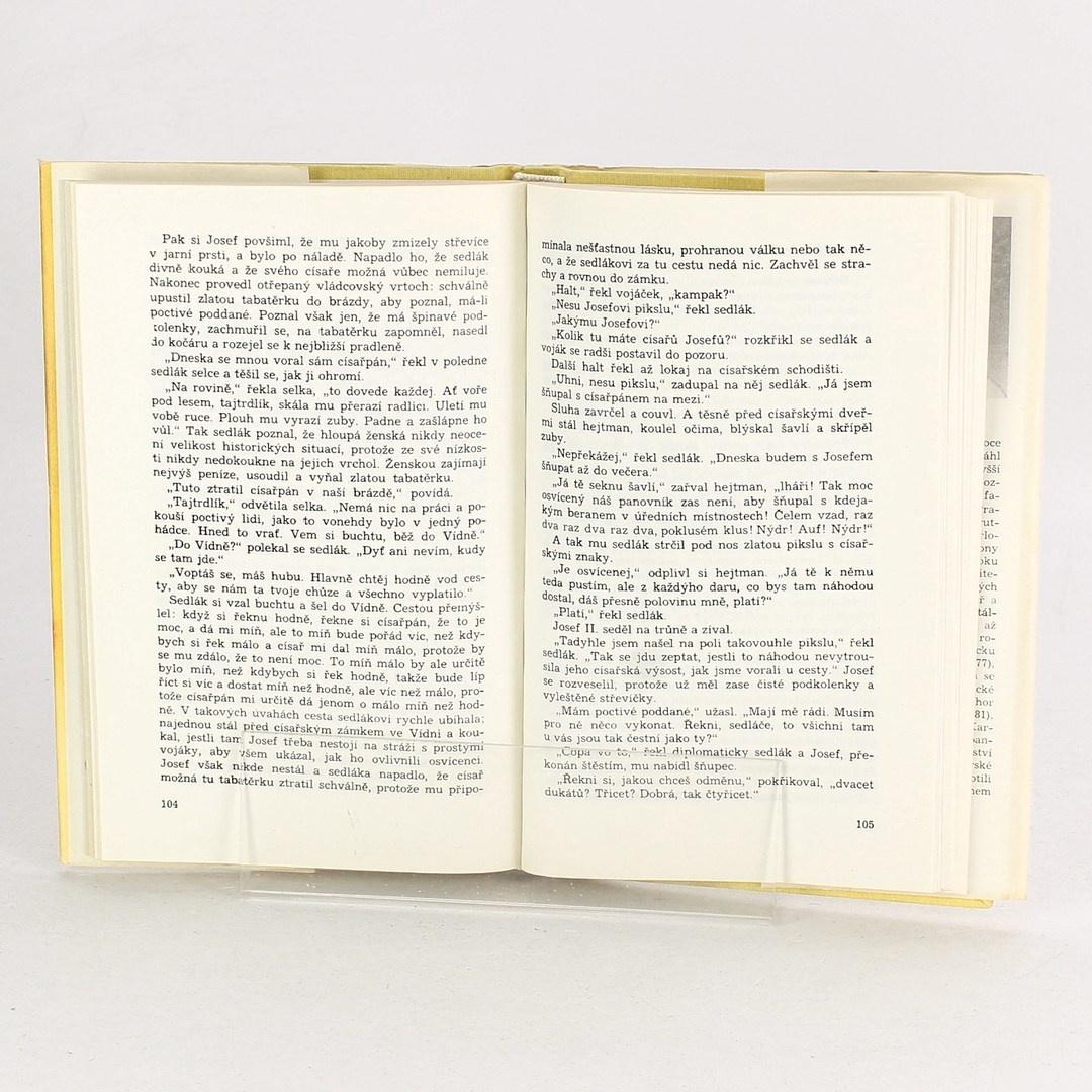 Kniha Z. Šmíd: Dudáci a vlčí hlavy