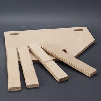 Dřevěné patro/odpočívadlo Getzoo ET322221R
