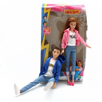 Barbie pár Giochi Preziosi MEC01000