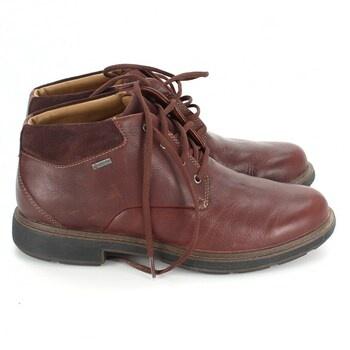 Pánské polobotky Clarks Ankle Boots