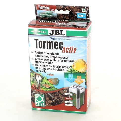 Rašelinový granulát JBL Tormec activ
