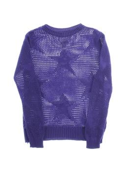 Dámský svetr Y.F.K. fialový