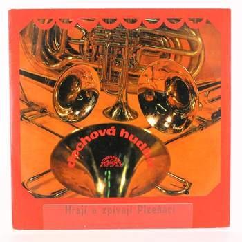 Gramofonová deska Dechová hudba