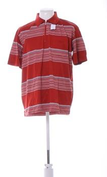 Pánské polo tričko M.X.O. červené