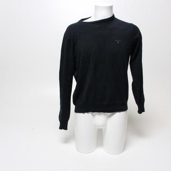 Pánský klasický svetr Gant černý