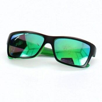 Sluneční brýle Alpina A852332 zelené