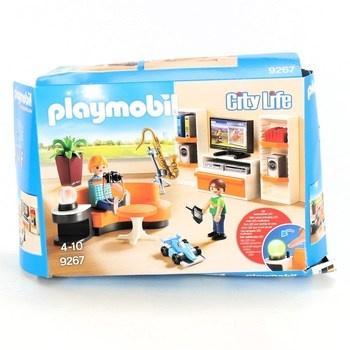 Stavebnice Playmobil 9267 CityLife Obývák