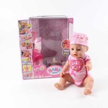 Panenka s příslušenstvím Baby Born 824368