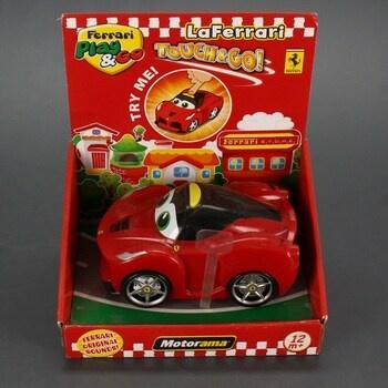 Auto Ep Line Ferrari zmáčkni a jeď