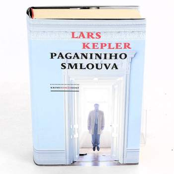 Kniha Paganiniho smlouva