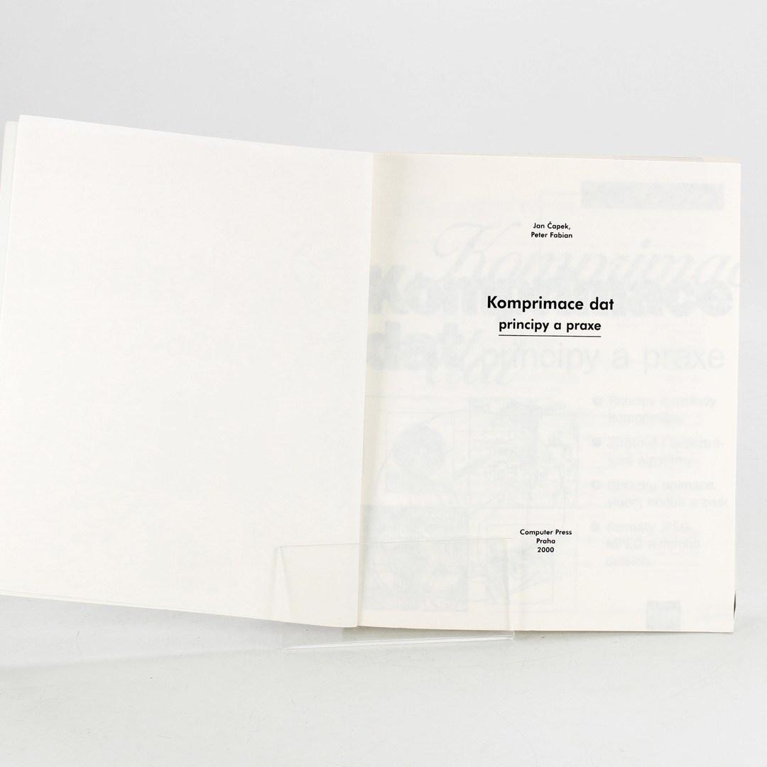 Jan Čapek: Komprimace dat