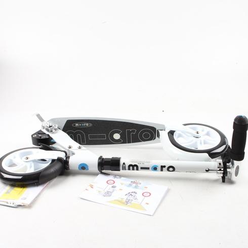 Skládací koloběžka Micro White SA0031