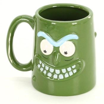 Hrnek Cartoon Network Pickle Rick