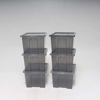 Úložné plastové boxy Iris 130623