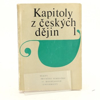 Kolektiv autorů: Kapitoly z českých dějin 1
