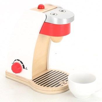 Dětský kávovar Hape E3146 dřevěný