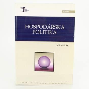 Učebnice Hospodářská politika Milan Žák