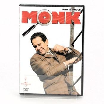 DVD Monk 7: Pan Monk a maratonec