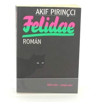 Kniha Felidae Akif Pirincci