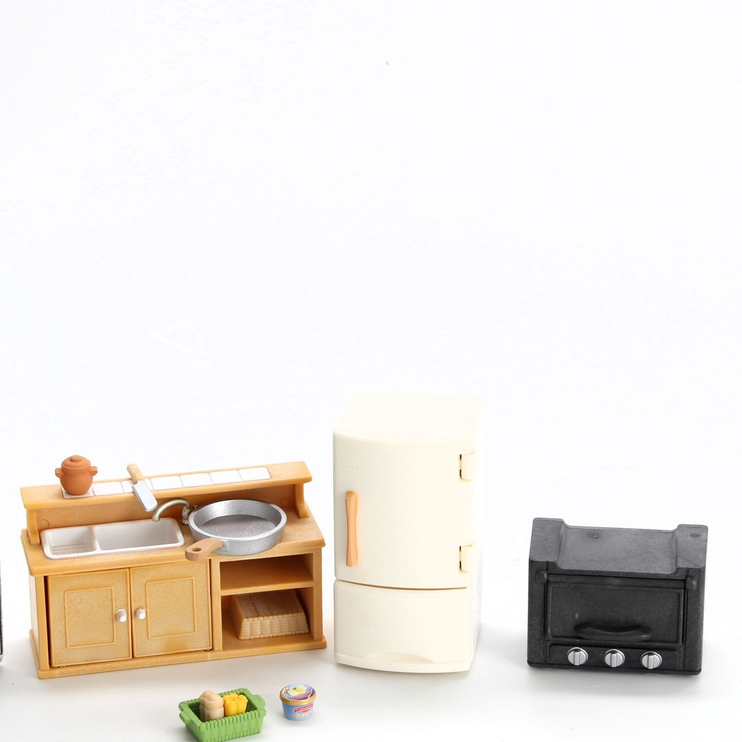 Kuchyňské vybavení malé plastové
